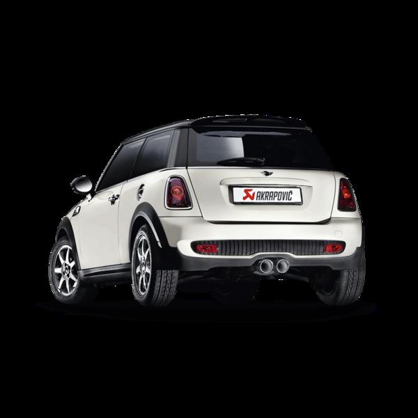 Mini Cooper S John Cooper Works Coupe Akrapovic Onlineshop