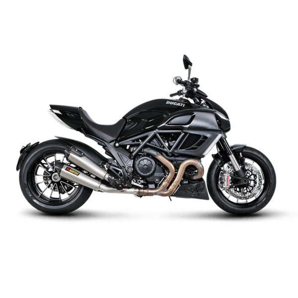 ducati diavel akrapovic onlineshop slip on titan abgassystem titanauspuff sportauspuff a workx. Black Bedroom Furniture Sets. Home Design Ideas